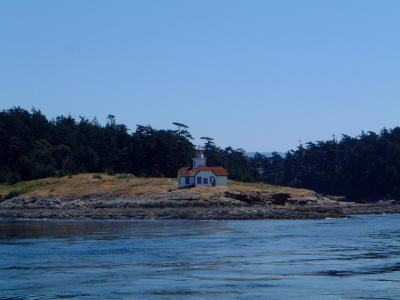Patos Island Light